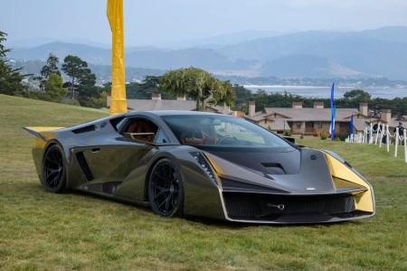 Futuristični Lamborghini Gallardo