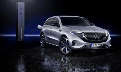 Prvi električni Mercedes