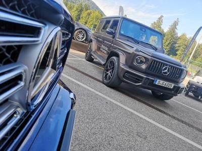 Ikonični G-Wagen bolj mogočen kot kdajkoli