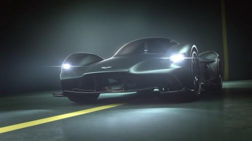 Aston napovedal novo dirkaško pošast