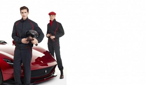 Ferrarijeva kolekcija za vožnjo
