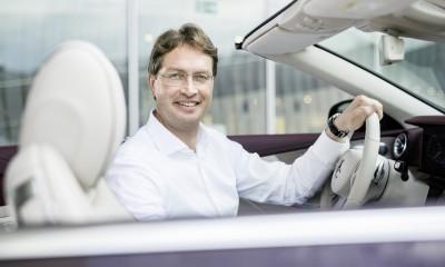 Spremembe v vodstvu Daimlerja