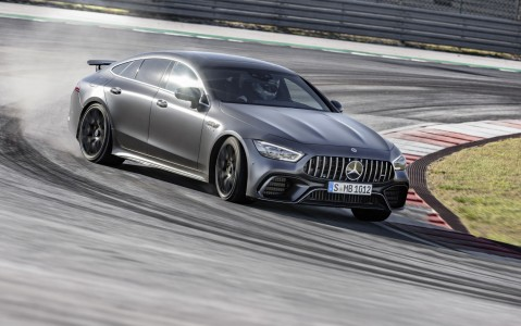 AMG GT 63 S 4MATIC+ postavil nov rekord