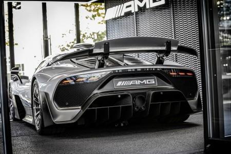 Cestna formula se bo imenovala Mercedes-AMG ONE
