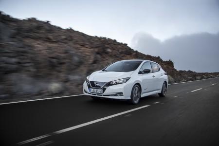 Nissanov Leaf najboljši tudi v Evropi