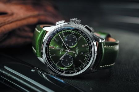Bentley + Breitling = prvovrsten časomer