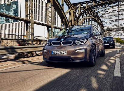 Povečan doseg za električna BMW-ja i3 in i3s