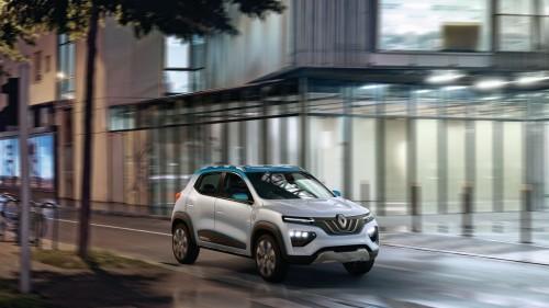 Renaultov novi električni križanec