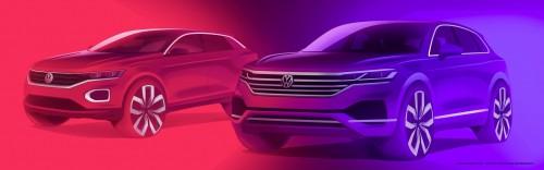 50 % Volkswagnov do leta 2025 bo SUV-jev