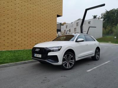 Novi tekmec X6 in GLE Coupeja