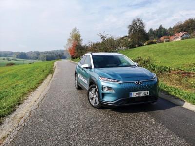 Hyundaijev električni SUV
