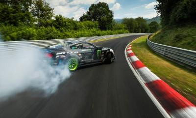 Izjemen podvig na Nürburgringu