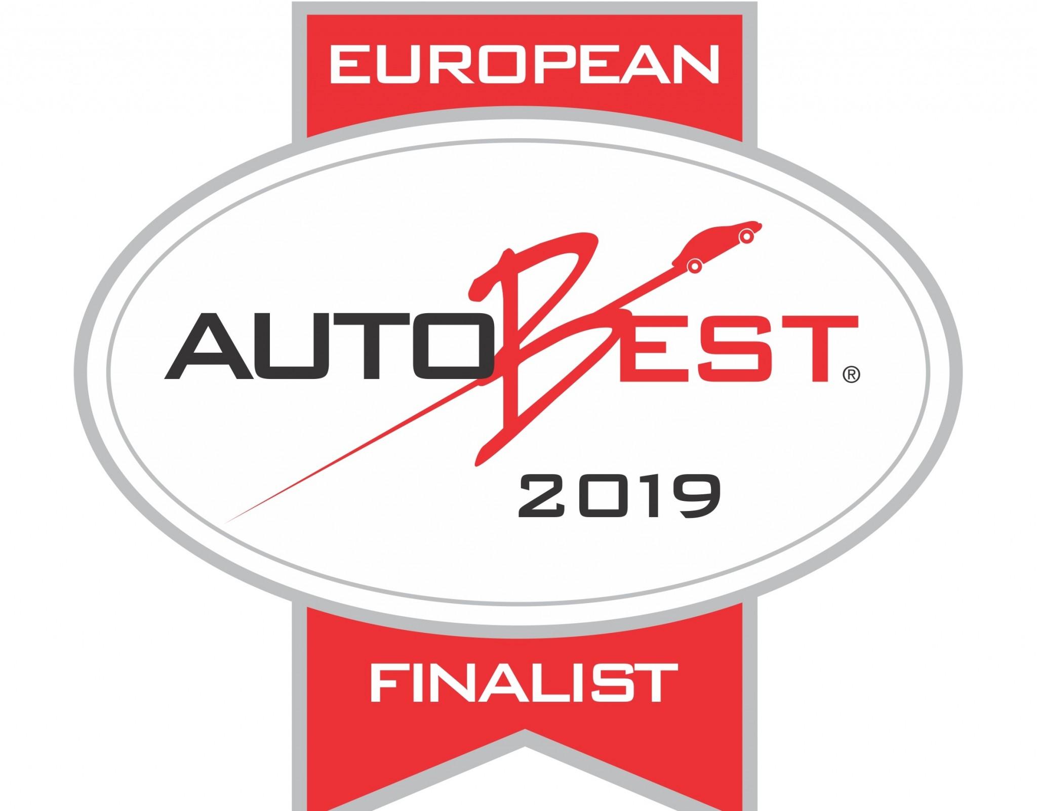 Logo Autobest Euro Finalist 2019