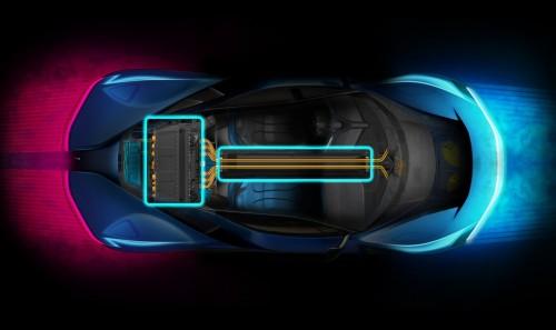 Rimčev motor bo poganjal italijanski superavto PF0