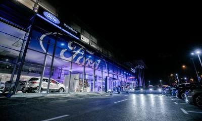 Fordovih 25 let v Sloveniji