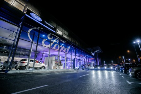 Fordovih 25 let v Slovenij