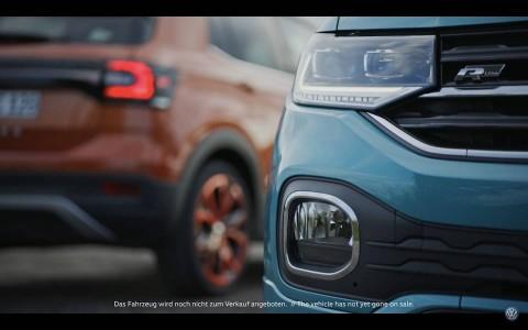 Uvid v VW-jevega križanca T-Crossa