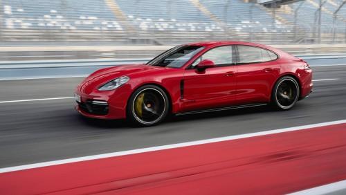Porschejeva atleta GTS
