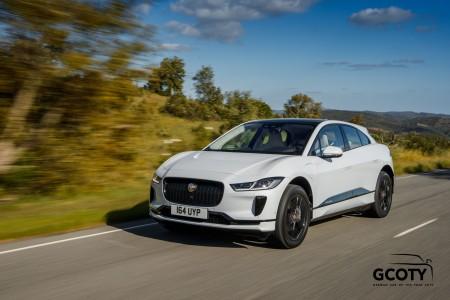 Nemški avto leta je Jaguar I-Pace