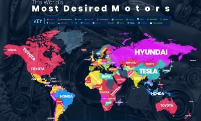 Najbolj iskana znamka je Toyota