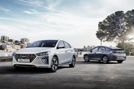 Osvežitev Hyundaijevega Ioniqa