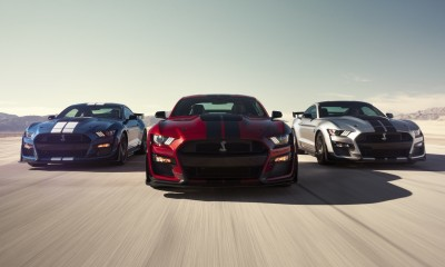 Najmočnejši cestno-legalni Ford v zgodovini