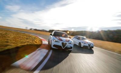 Alfa Romeo v Ženevi slavi novo ekipo Formule 1