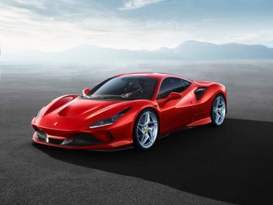 Nova Ferrarijeva mojstrovina