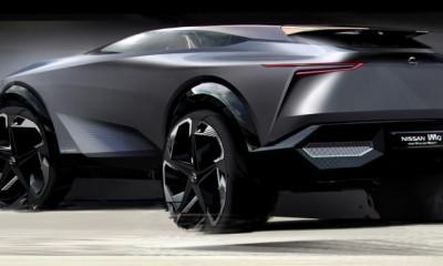 Nov križanec izpod rok Nissana