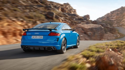 Audijev TT se poslavlja