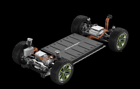 Volkswagen ponuja svojo električno platformo