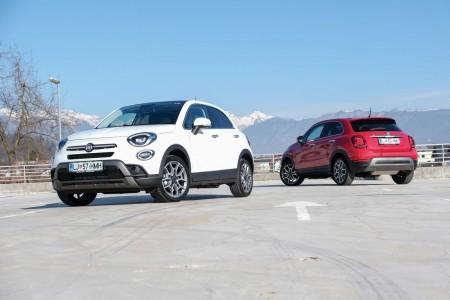 Osvežitev za Fiatov 500X