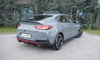 Hyundai širi športno paleto vozil N