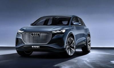 Audijev novi električni model