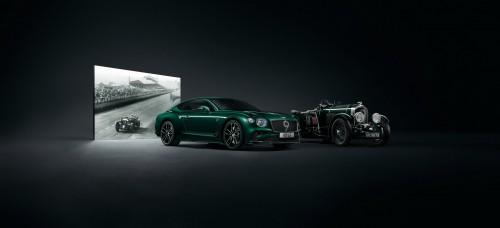 Poklon stoletnici Bentleyja