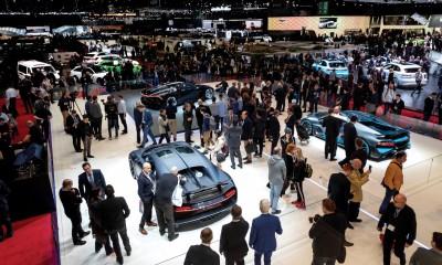 Avtomobilska ekstravaganca v Ženevi