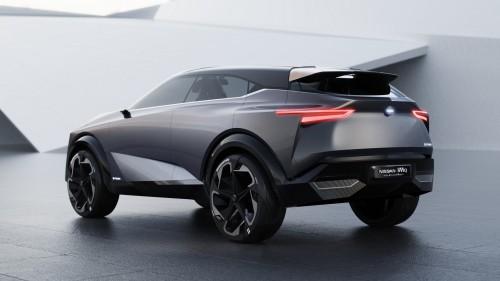 Nova generacija Nissanovih mestnih terencev