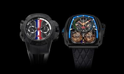 Bugattijeva prestižna časomera