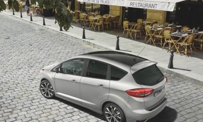 Ford prenehal s proizvodnjo C-Maxa