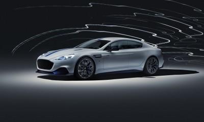 Prvi električni Aston