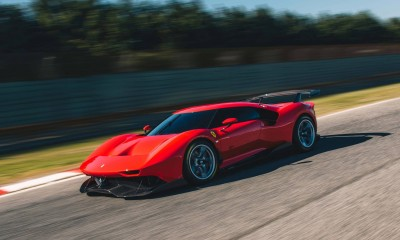 Ferrarijev unikat