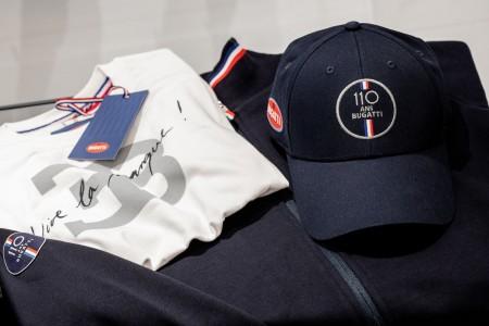 Bugattijeva oblačila v poklon 110. obletnici