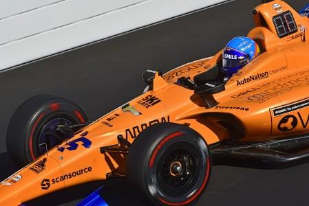 Alonso letos ne bo osvojil trojne krone