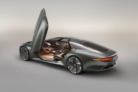 Kreacija za stoletnico Bentleya