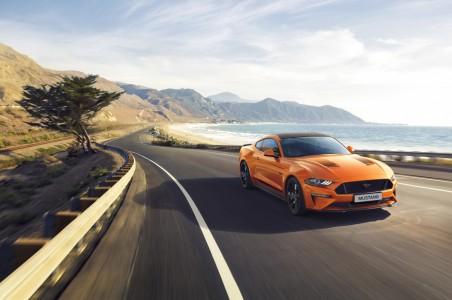 Mustang praznuje 55. rojstni dan
