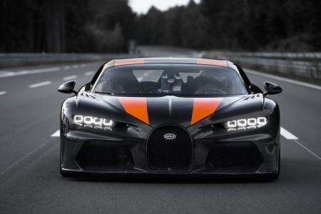 Najhitrejši avtomobil vseh časov