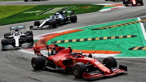 Veličastna zmaga Leclerca v Monzi