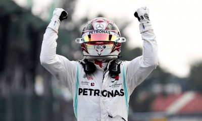 Velika nagrada Mehike Hamiltonu