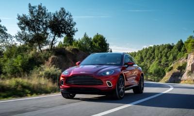 Prvi SUV Aston Martina