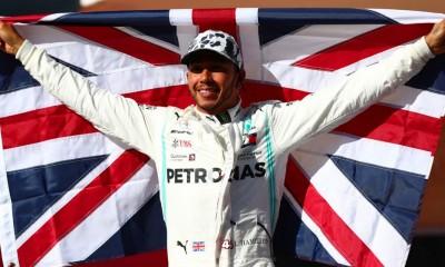 Hamilton osvojil 6. naslov prvaka